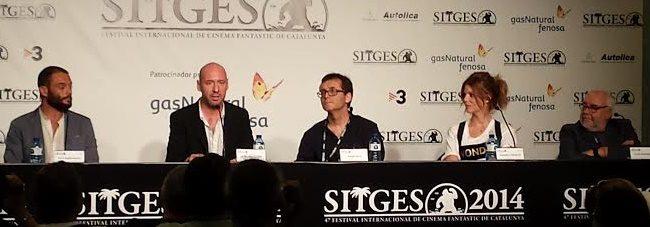 Presentación de 'REC 4' en Sitges