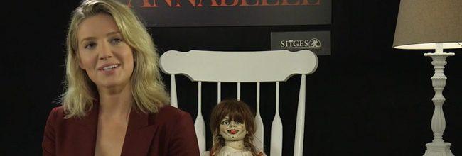 Annabelle Wallis en Sitges