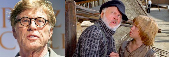 Robert Redford - 'Pedro y el dragón Elliot'