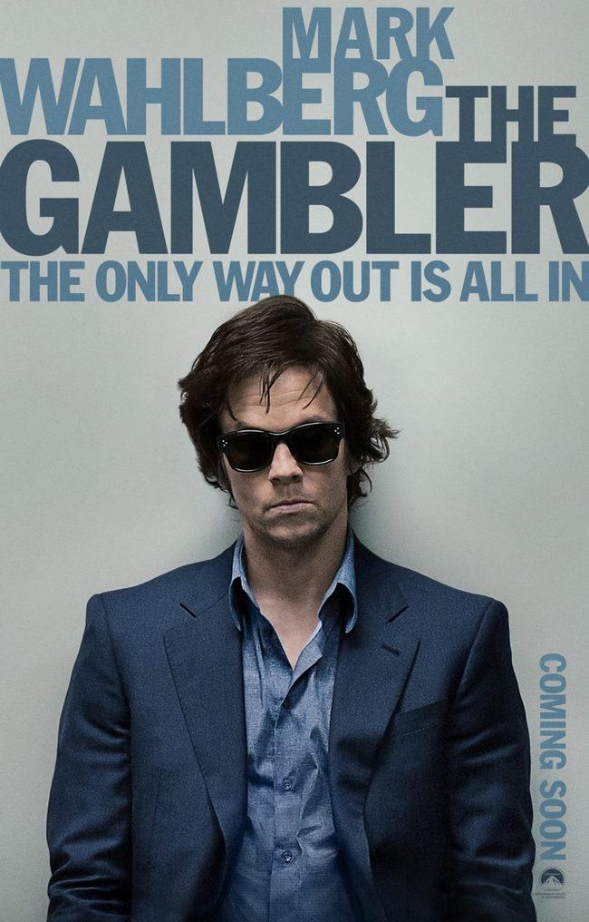 Poster de The Gambler