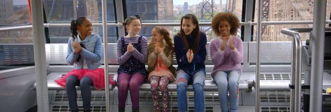 las niñas de Annie