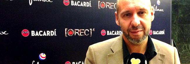 Jaume Balagueró, de '[REC] 4':