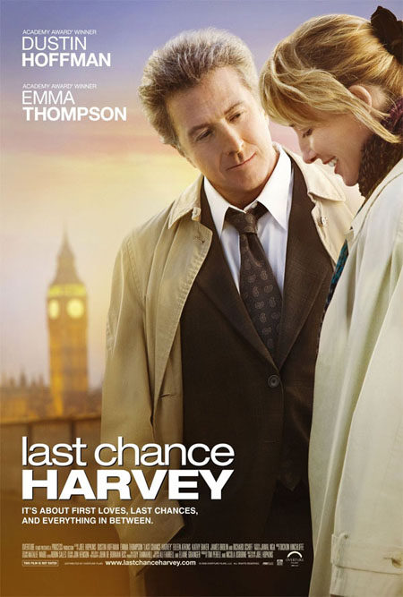 póster 'Last Chance Harvey'