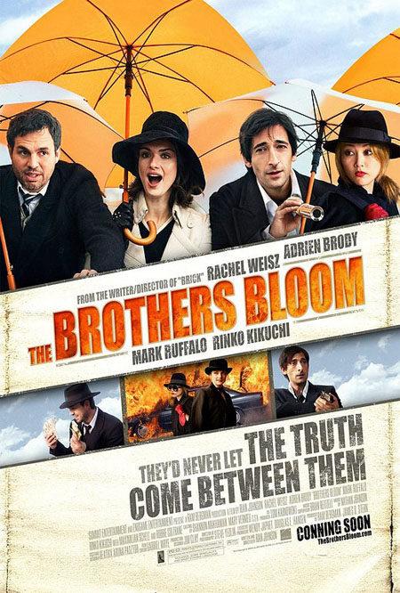 Cartel de 'The Brothers Bloom'