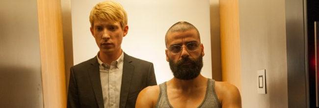 Domhnall Gleeson y Oscar Isaac