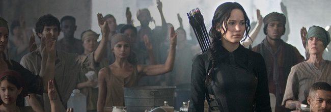 Llegan los dos nuevos tv spots de 'Los juegos del hambre: Sinsajo - Parte 1'