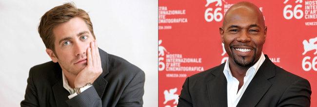 Jake Gyllenhaal y Antoine Fuqua
