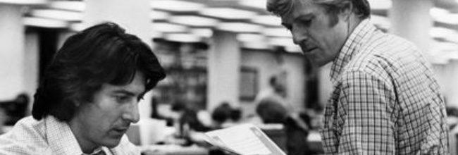 Robert Redford Dustin Hoffman