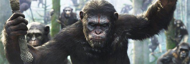 Andy Serkis volverá a interpretar a Cesar en la tercera entrega de la saga