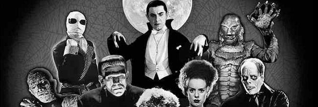 Monstruos clásicos de Universal Pictures