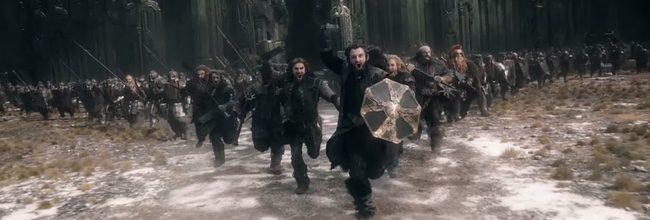 Enanos de EL Hobbit