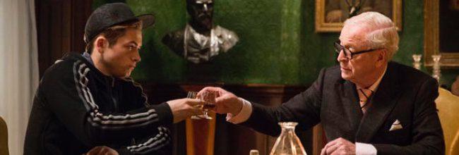 Michael Caine y Taron Egerton forman parte del reparto de 'Kingsman: Servicio Secreto'