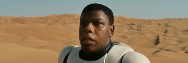 Teaser tráiler de 'Star Wars: Episodio VII - The Force Awakens'
