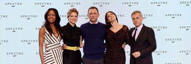 Presentación 'Spectre'