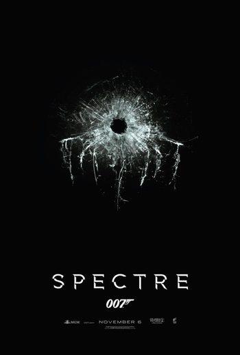 Póster 'SPECTRE'