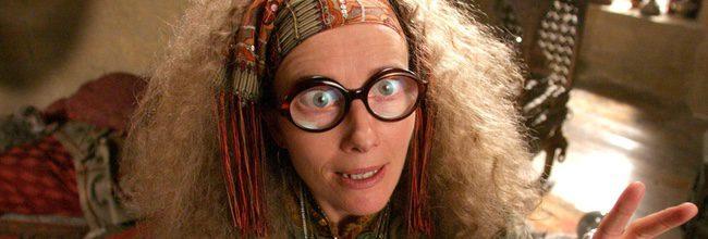Emma Thompson en Harry Potter