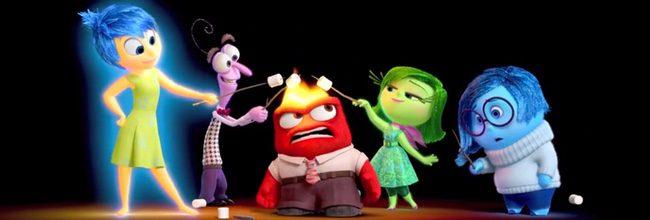 'Inside Out' es la nueva película de Pixar
