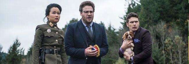 Seth Rogen y James Franco protagonizan 'The Interview'