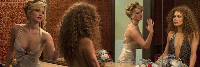 Amy Adams y Jennifer Lawrence, protagonistas de 'La gran estafa americana'