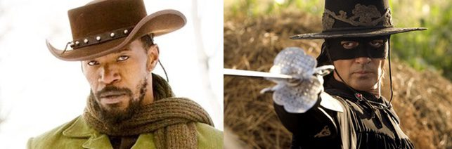 Django y el Zorro