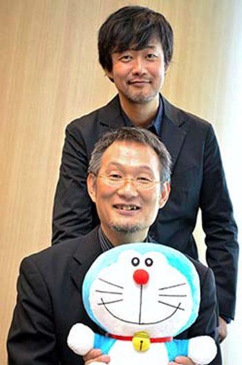 Takashi Yamazaki y Ryuichi Yagi