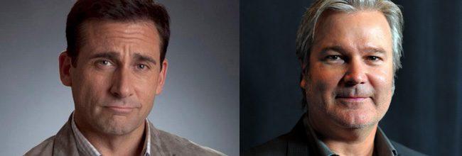Steve Carell y Gore Verbinski