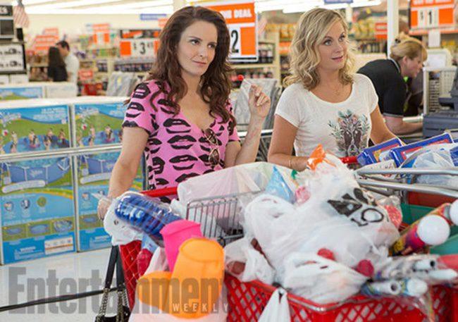Tina Fey y Amy Poehler protagonizan la comedia 'Sisters'