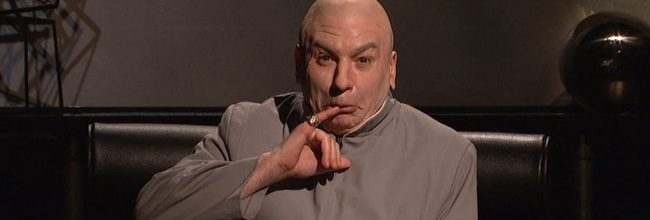 Mike Myers recupera su rol de Doctor Maligno
