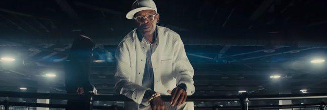 Samuel L. Jackson es Valentine en 'Kingsman: Servicio Secreto'