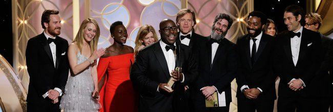 12 años de esclavitud en los Oscar 2014