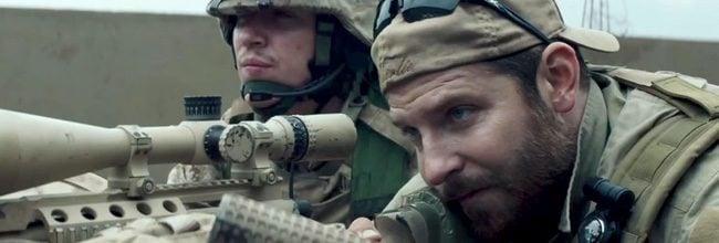 'El francotirador' entra con fuerza en la taquilla
