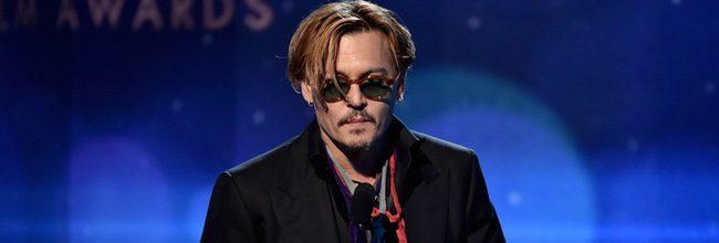 Johnny Depp se alejará de los focos de Hollywood durante un tiempo