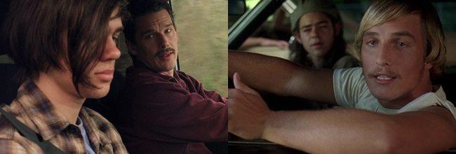 Richard Linklater recuperará algo de dos de sus películas más famosas para su próximo proyecto