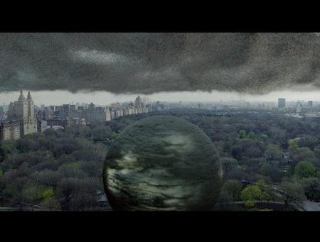 Tres nuevas imágenes de 'Ultimátum a la Tierra'