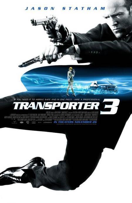 Segundo cartel de 'Transporter 3'