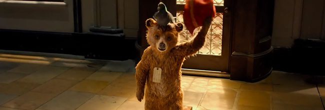 El oso Paddington se estrena en quinta posición en la taquilla española