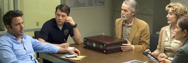 Ben Affleck en una escena de 'Perdida'
