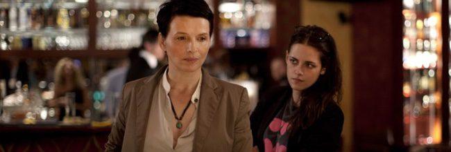 Juliette Binoche y Kristen Stewart en 'Clouds of Sils Maria'