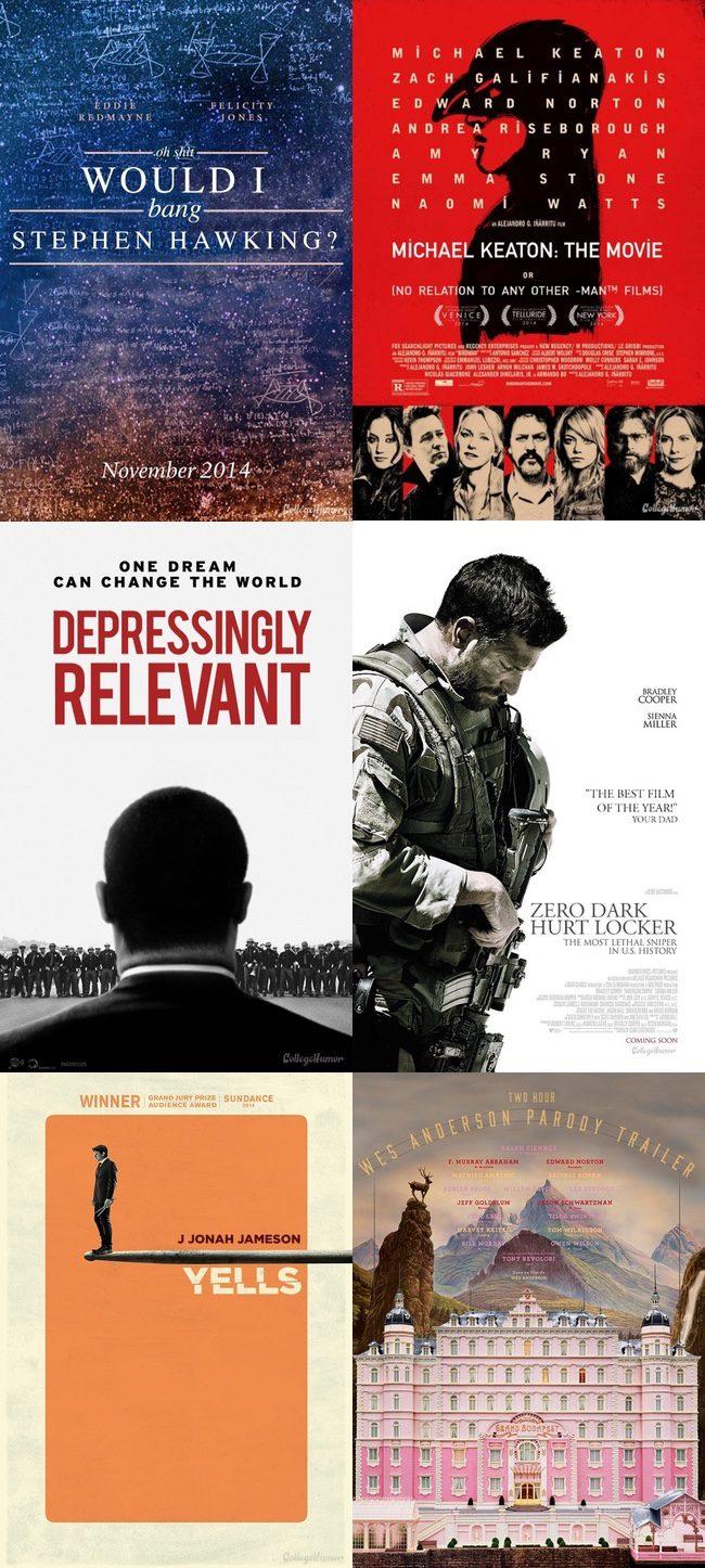 Mejor película 2015