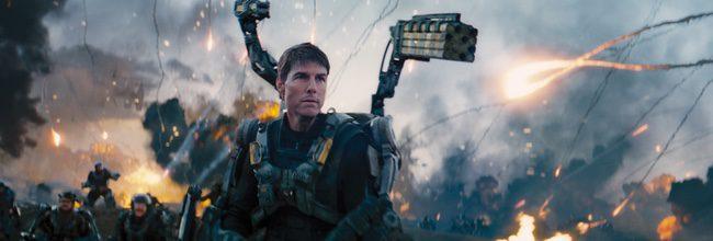 Tom Cruise en 'Al filo del mañana'