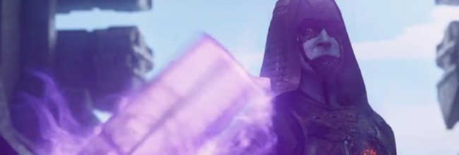 Lee Pace como Ronan en 'Guardianes de la galaxia'