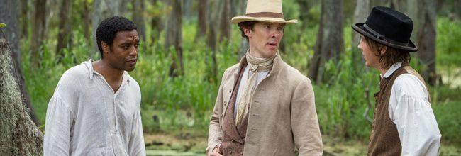 Benedict Cumberbatch en '12 años de esclavitud'