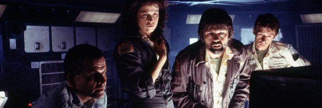 El reparto de 'Alien, el octavo pasajero'