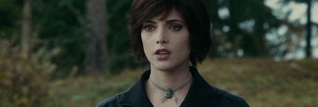 Ashley Greene como 'Alice Cullen' en 'Crepúsculo'