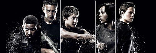 'La serie Divergente: Insurgente'