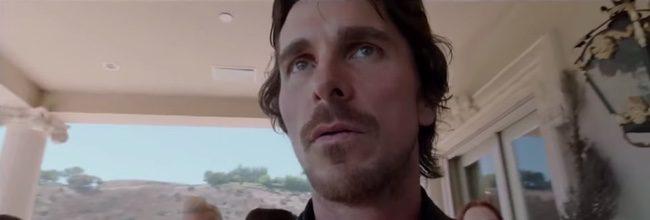 Christian Bale en 'Knight of Cups'