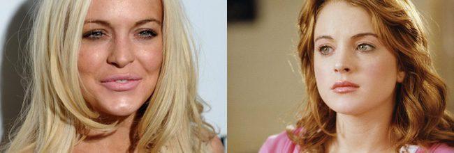 Lindsay Lohan 'Chicas Malas'