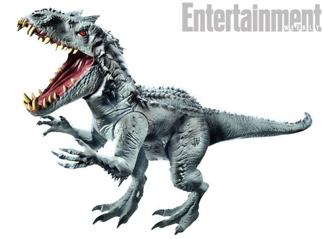 Forma Rex Al Nuevo En Vistazo De 'jurassic Indominus World' edCxBWEQro