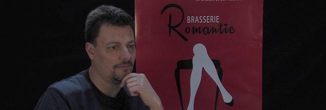 Joël Vanhoebrouck de 'Brasserie Romantic':