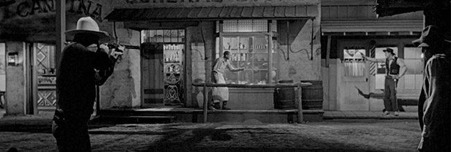 Fotograma de 'El hombre que mató a Liberty Valance'